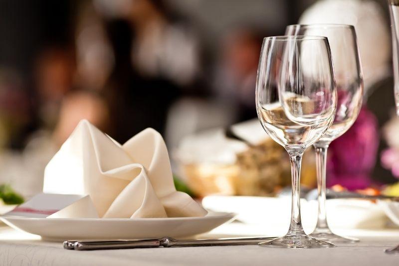 fine dining restaurant in Bordeaux