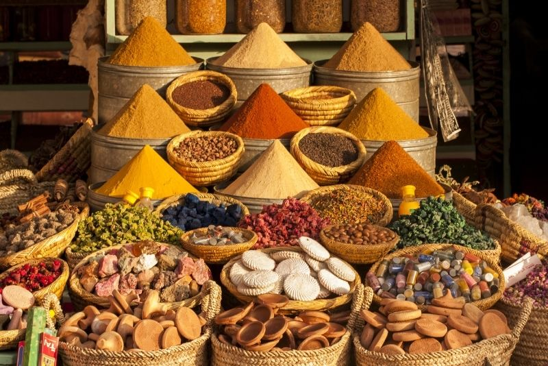 food tours in Marrakech