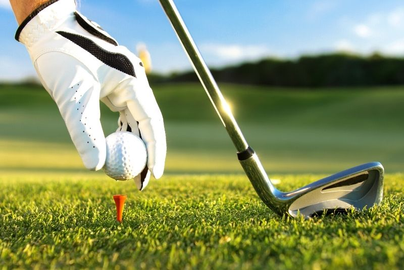 golf in Banff