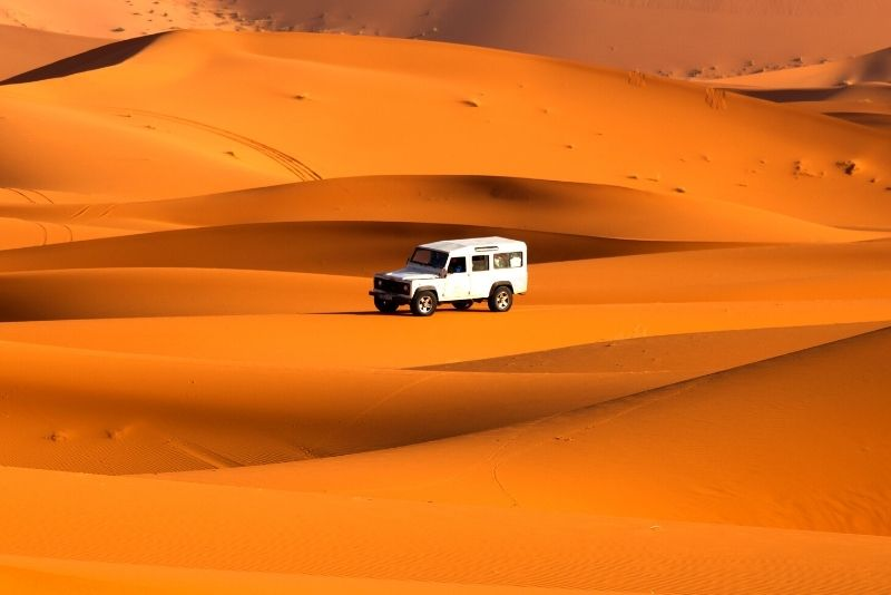 jeep tour in Marrakech