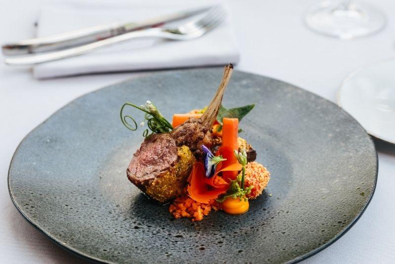 michelin restaurants in Geneva