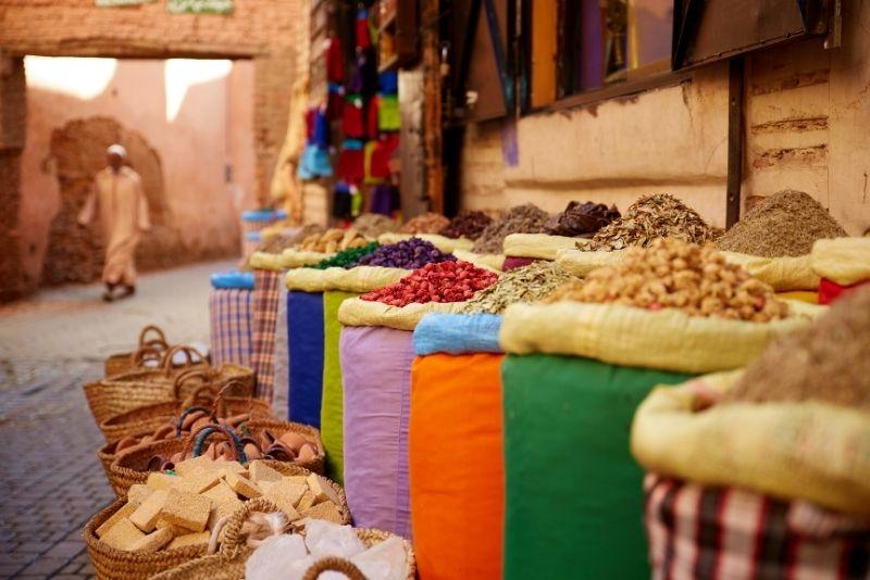 souks tours in Marrakech