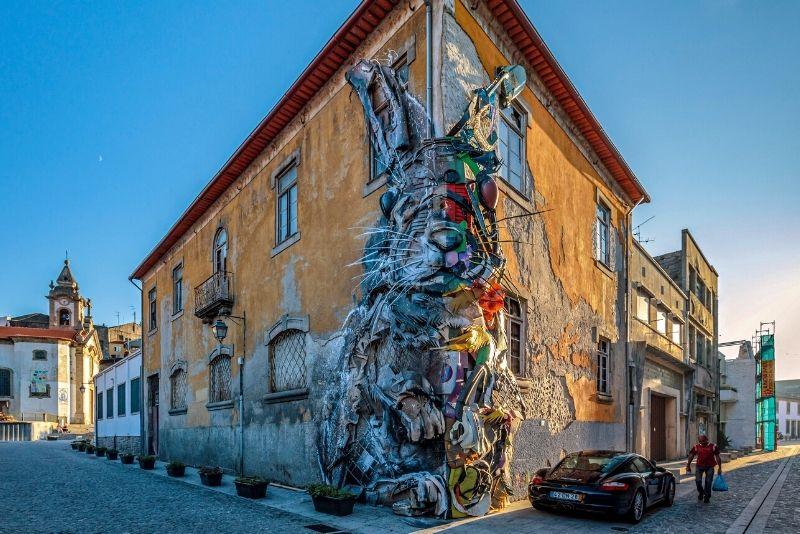 street art tours in Porto