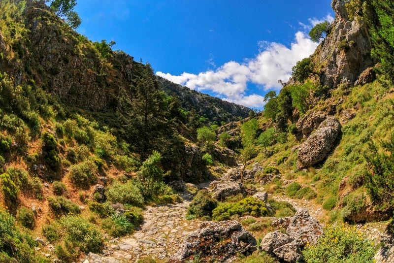 Imbros Gorge, Crete