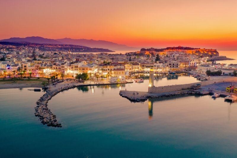 Rethymnon's Old Town, Crete