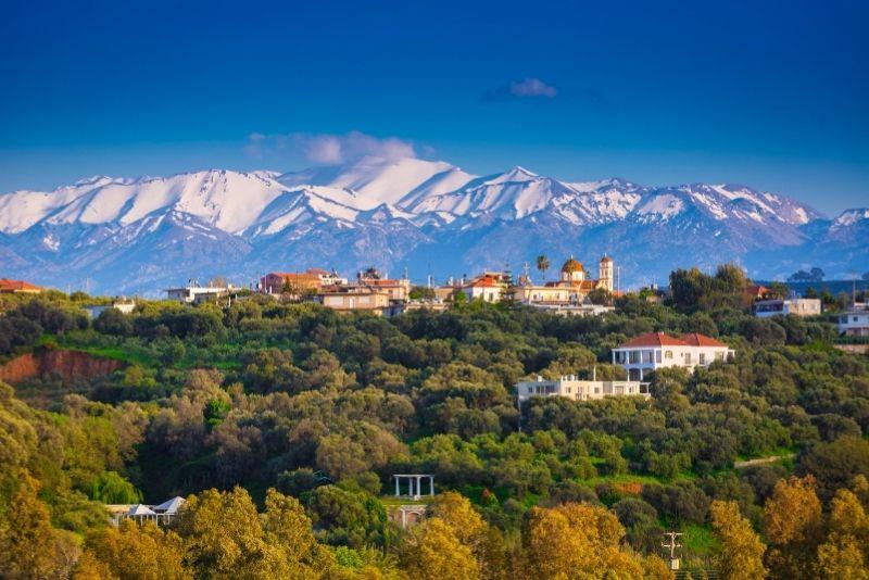 White Mountains, Crete